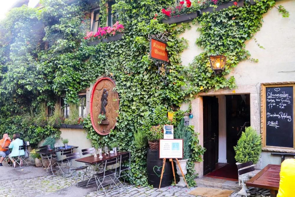 Altfränkische Weinstube Rothenburg
