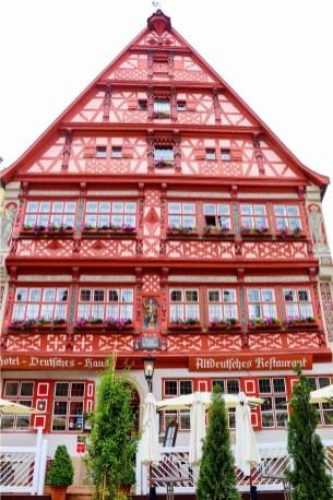 Deutsches Haus Dinkelsbühl