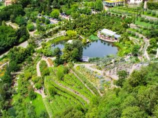 Die Gärten von Schloss Trauttmansdorff