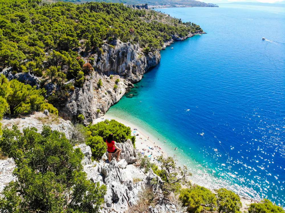 Nugal Beach Makarska