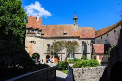 St. Wolfgangskirche Rothenburg