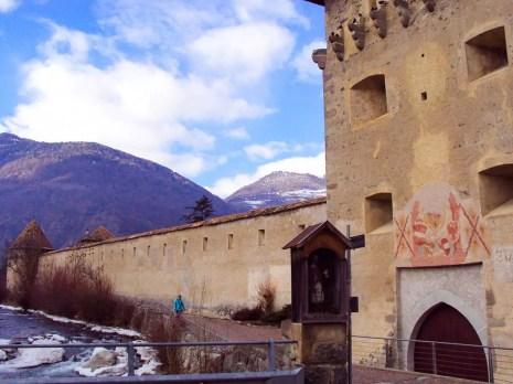 Glurns Stadtmauer