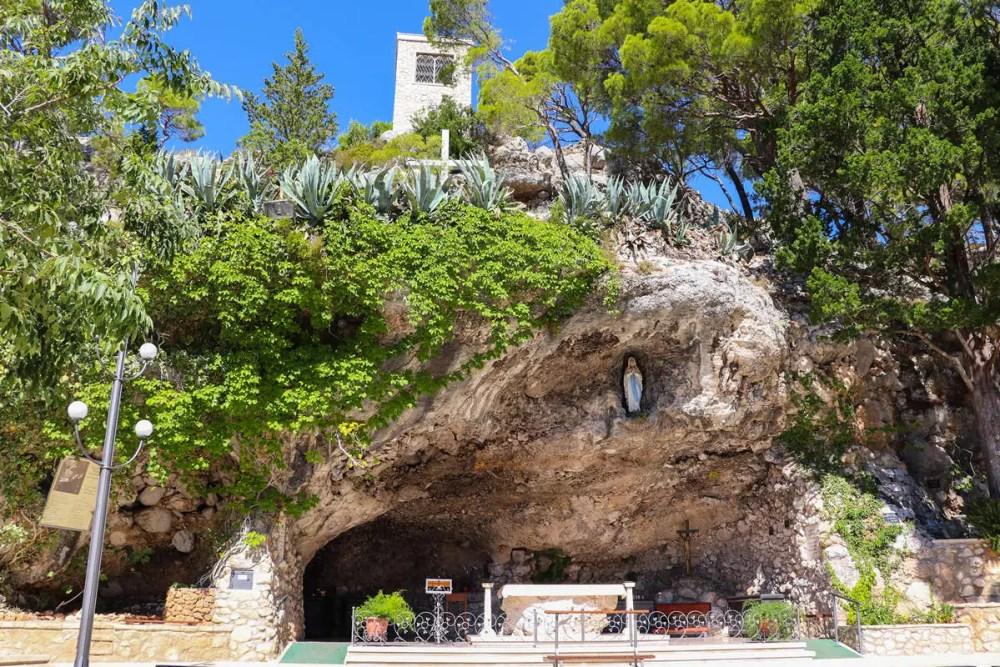 Vepric - Schrein der Mutter Gottes von Lourdes