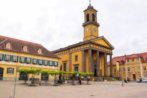 Kirche St. Ludwig Ansbach
