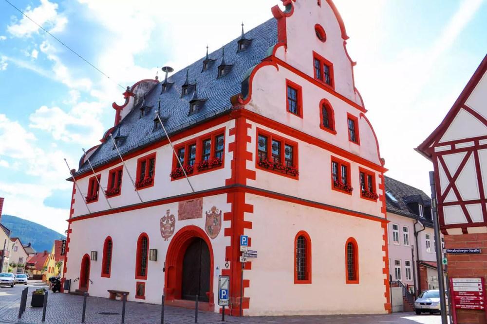 Rathaus in Bürgstadt