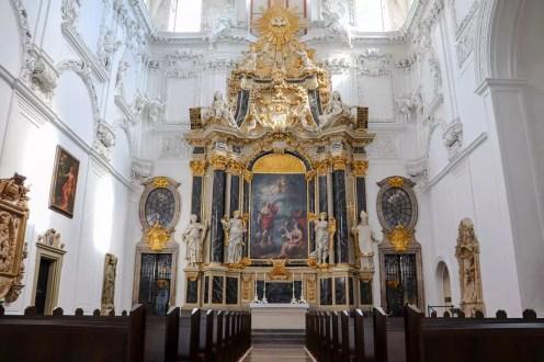 Schönbornkapelle von innen