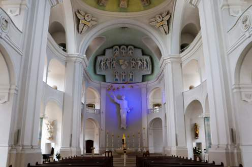 Würzburg Seminarkirche St. Michael