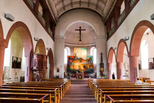 St. Jakobus Kirche Miltenberg