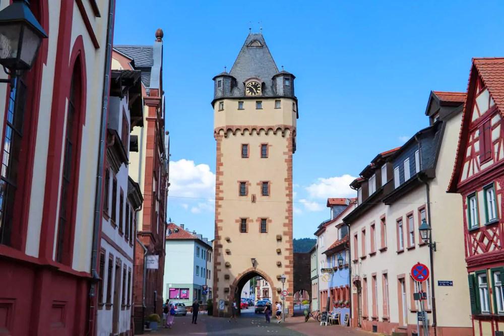 Würzburger Tor in Miltenberg