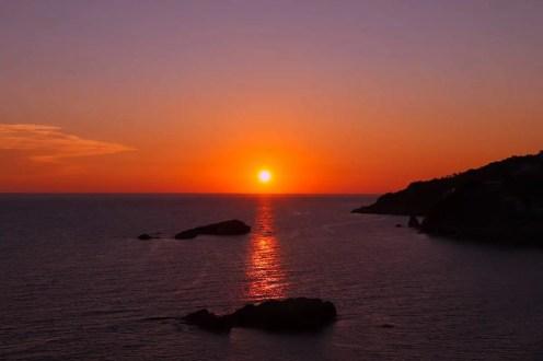 Sonnenuntergang Fisherman Hari