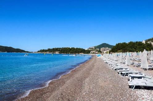 Bečići Beach