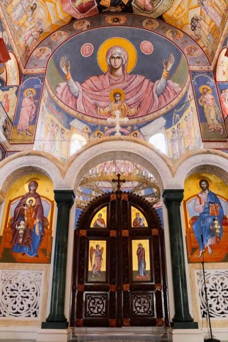 Fresken Saborni hram Svetog Jovana Vladimira