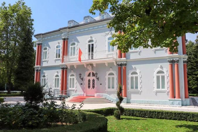 Blaue Palast Cetinje