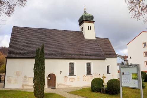 Kirche St. Georg Kipfenberg