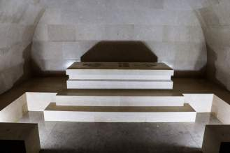 Krypta im Mausoleum Lovcen Nationalpark