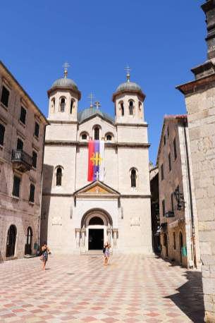 Kirche St. Nikolaus in Kotor