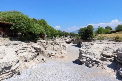 Cijevina-Wasserfall Podgorica