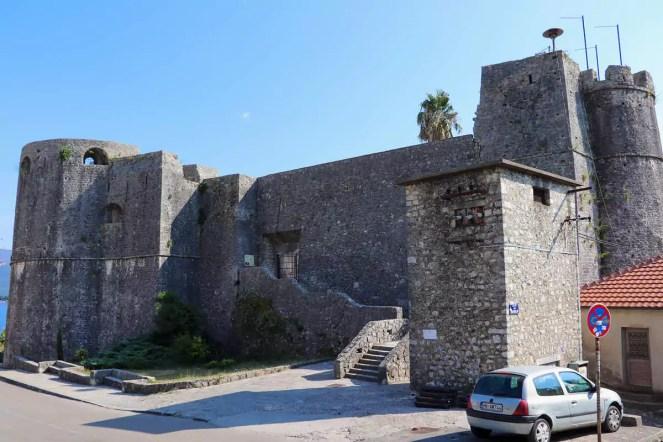 Fort Kanli Kula Herceg Novi