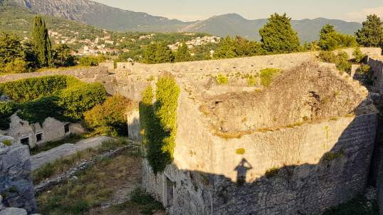 Spanish Fortress Herceg Novi