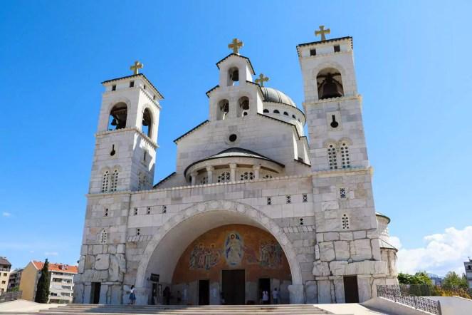 Kathedrale Podgorica