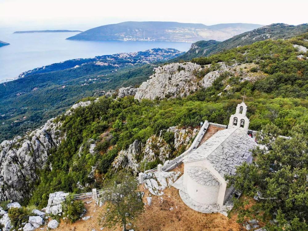 Church of St. Nicholas in Žlijebi