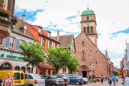 Heilig-Kreuz-Kirche Kaysersberg
