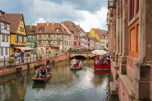 Klein Venedig in Colmar