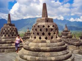 Stuppa Borobudur