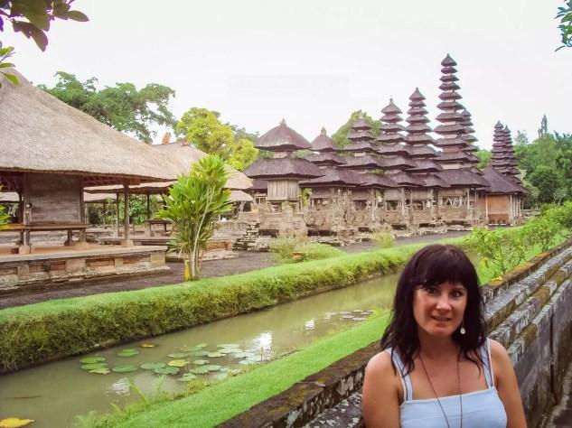 Taman Ayun auf Bali