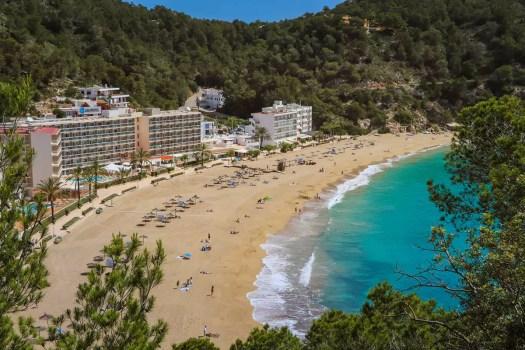 Cala de Sant Vicent Ibiza