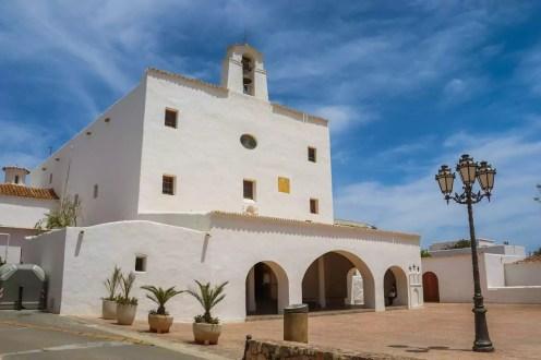 Iglesia de Sant Josep auf Ibiza