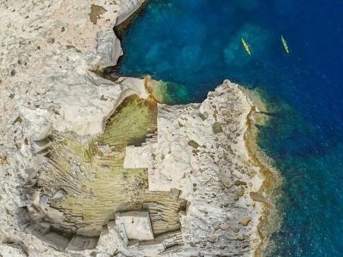 Punta de sa Pedrera auf Ibiza