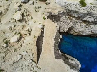Steinbrücke Puente de Piedra auf Ibiza
