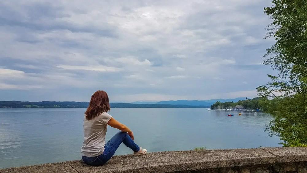 Starnberger See bei Bernried