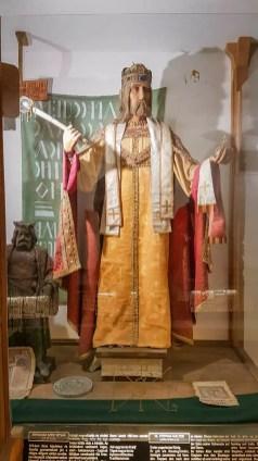 Heiliger Stefan Historisches Panoptikum Keszthely