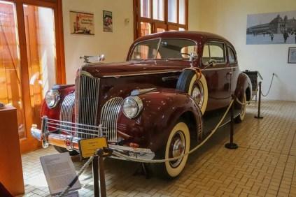 Old Timer im Kutschenmuseum Keszthely