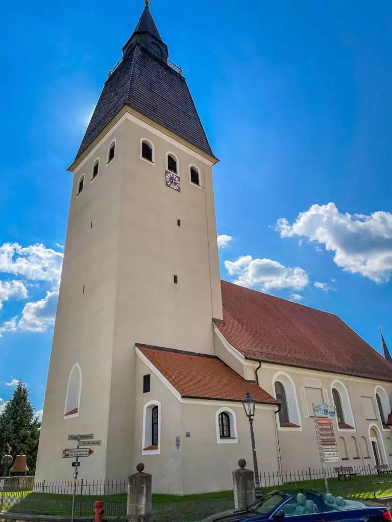 Pfarrkirche St. Lorenz in Berching