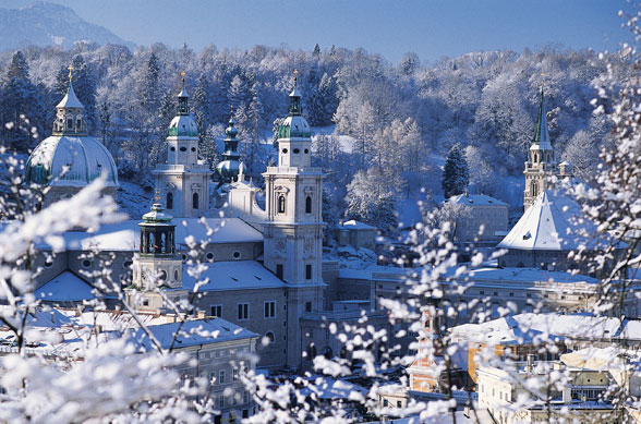Christmas River Cruises In Europe