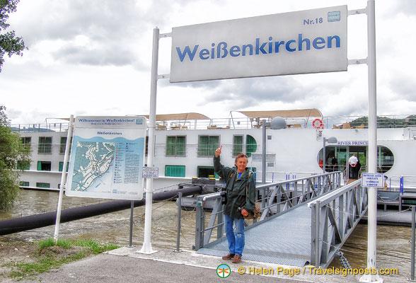 Weissenkirchen - A Town Named after its White Church