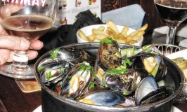Moules et Frites – Belgian's national dish