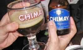 Chimay beer at Belgian Beer Festivals