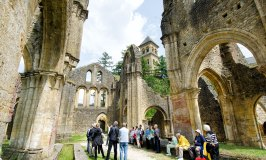 Orval Abbey – Famous for its Trappist Beer
