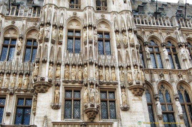 Hôtel de Ville, Brussels