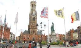 Bruges' Grote Markt