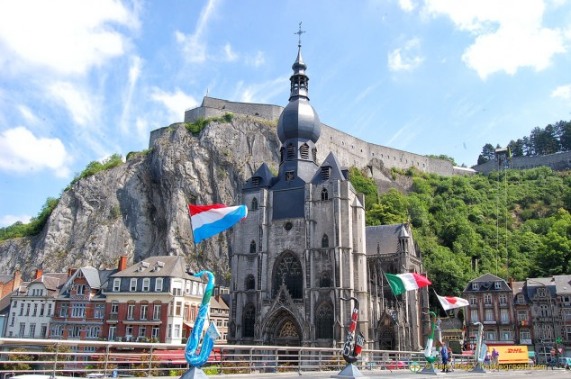 Church of Our Lady, Dinant