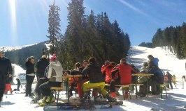 Bansko - relaxing on the slopes