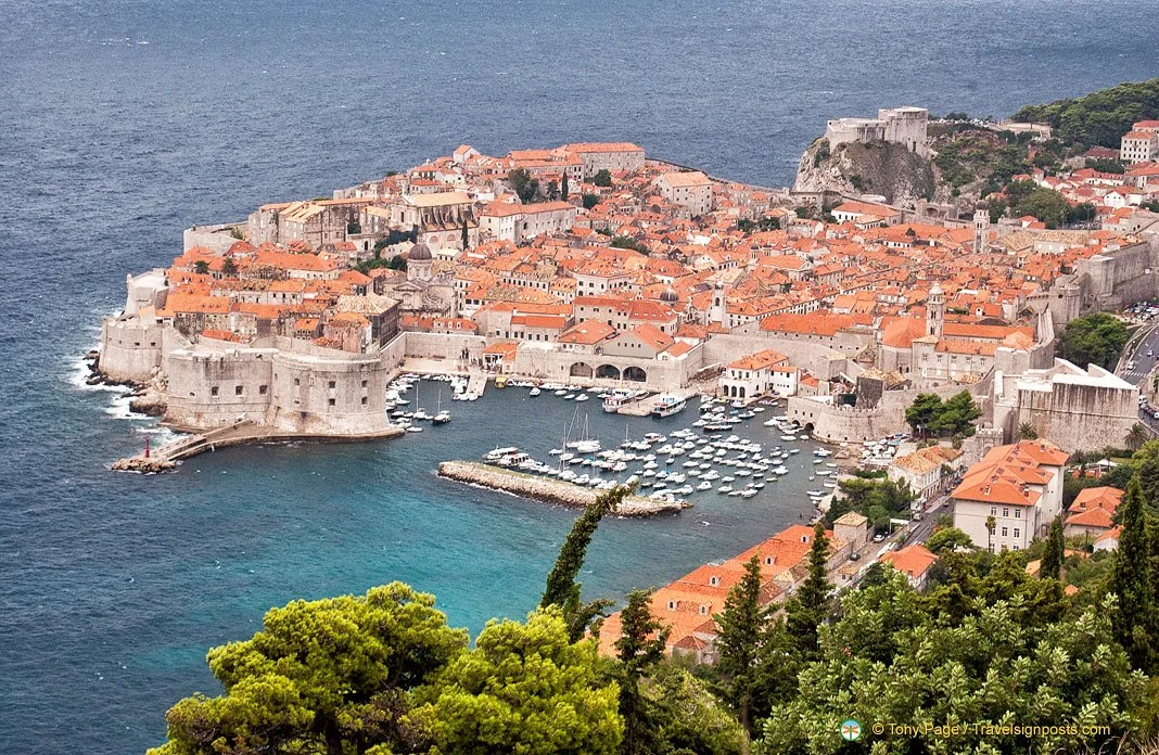 Dubrovnik, the 'Pearl of the Adriatic'
