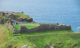Tintagel Castle – Birthplace of the Legendary King Arthur