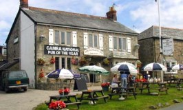 Some of Cornwall's finest Pubs
