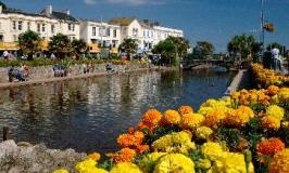 The Seaside Resort Of Dawlish